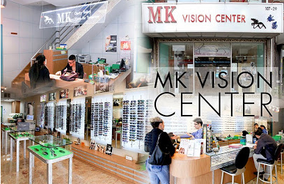 MK Vision Center眼镜店独家折扣