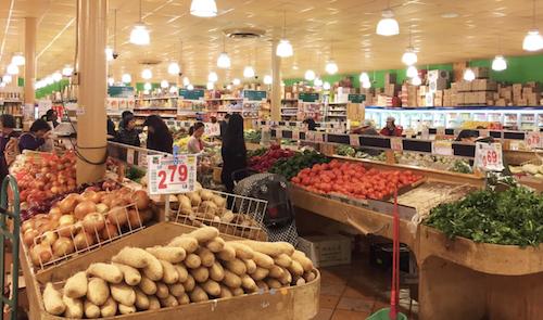 中国城超市法拉盛分店独家折扣