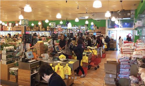 中国城超市曼哈顿分店独家折扣
