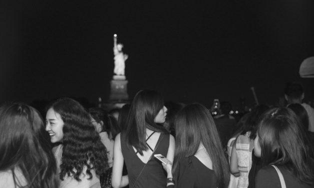 2016 纽约·小团圆游轮派对精彩瞬间