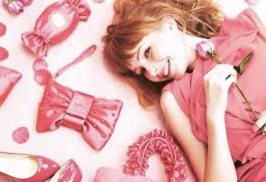 【活动】我的少女心炸裂在你粉色的怀抱里