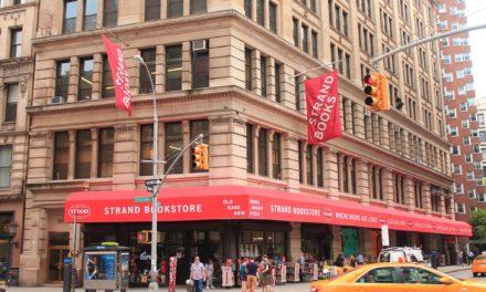 你路过了多少次,却不知道这间书店装着全纽约的秘密。