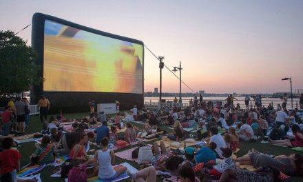 玩乐 | 夏天一起来看场露天电影吧!
