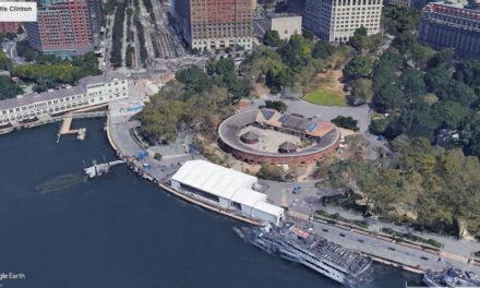 炮台公园城:纽约垃圾填埋场的前世与今生