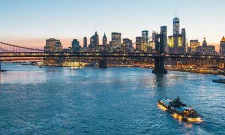 2018 | 纽约游轮趴,中秋不回家