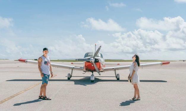 想体验冲上云霄俯瞰纽约的速度与激情?11.3飞行体验活动,带你穿越云端~