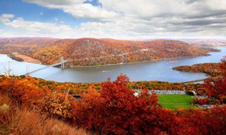 详细盘点纽约周边赏枫好去处!追随深秋的脚步,去寻找最美的红叶~