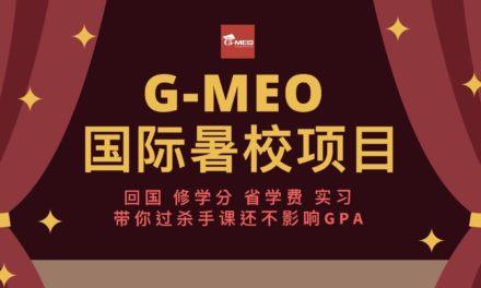 G-MEO国际暑期项目