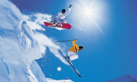 Mt. Snow 纽约+波士顿百人联谊滑雪!让我在雪地里撒个野~