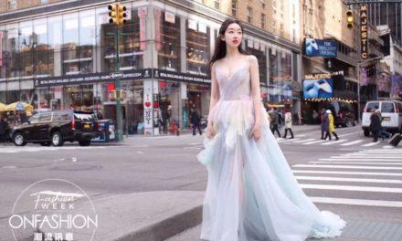 请一群仙女来表白粉丝,实力宠粉还是这家强!直击2019纽约时装周兰玉大秀的台前幕后