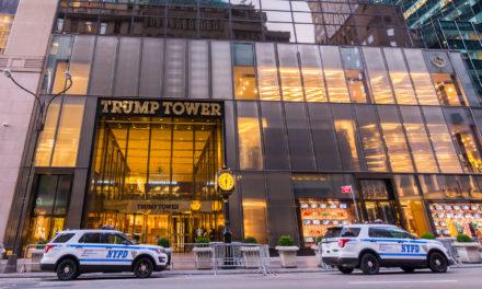 置业纽约   中城东经典产权公寓 第五大道721号,也就是第一座 Trump Tower