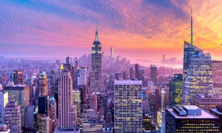 纽约Rooftop大合集! 与挚友登顶城市之巅!