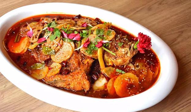 秋天就要来点儿刺激味蕾的辣味!上东区这家新派川菜馆值得你拥有!