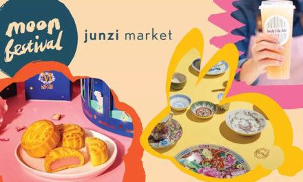 Lady M 限量月饼礼盒、Chinatown百年传奇老店、纯天然有机奶茶…君子食堂中秋市集来了!