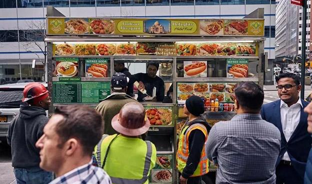 深度探秘 | 纽约餐车文化:一人一车,一座城市,一段历史,和你意想不到的曲折