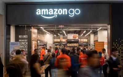 """""""无人超市""""Amazon Go其实有店员?还卖星巴克?Amazon纽约开店五个月后还有哪些小秘密……"""