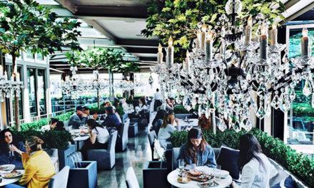 纽约推荐 | 博主模特们最爱打卡的9家外貌协会高颜值餐厅
