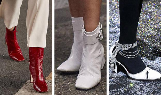 鞋控警告   初冬时髦精必入款