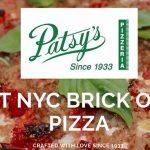 NYC约会小聚必去   小编试了纽约最具小资情调的高颜值意大利披萨店!还送免费甜点哦~
