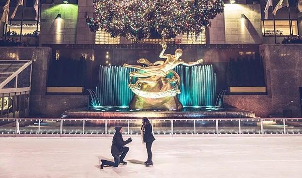 迎接圣诞季 | 从遇见洛克菲勒中心圣诞树顶的星星开始