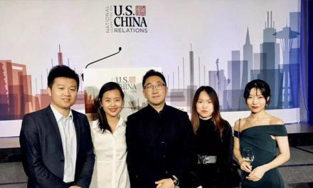 北美留学生网受邀出席美中关系全国委员会年度晚宴!